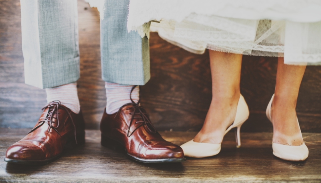What Type Of Wedding Shoes You Should Wear Based On Your Dance Prestige Ballroom