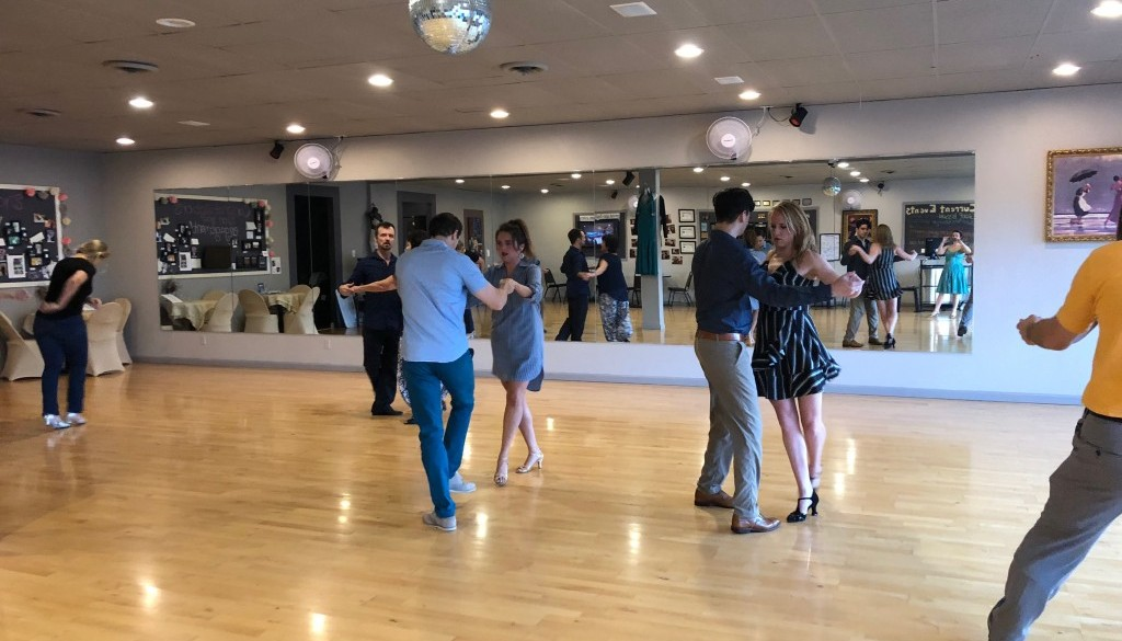 Waltz & Disco Group Lessons